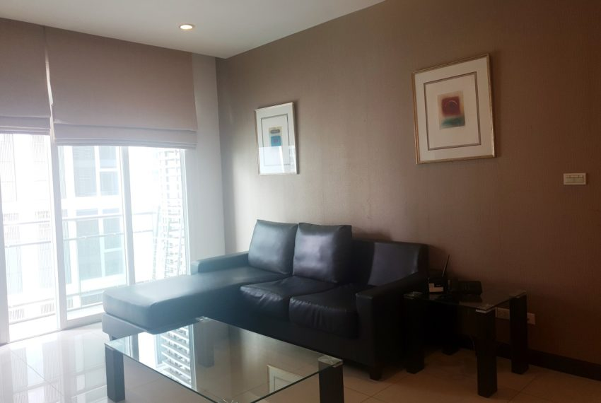 Condo for Rent in The Prime 11 - living room