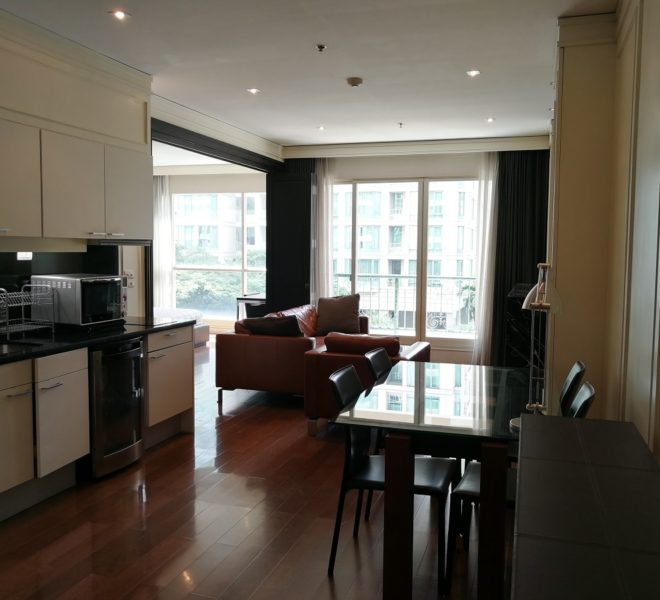 Condo for Sale in The Address Chidlom - Affordable 2-Bedroom