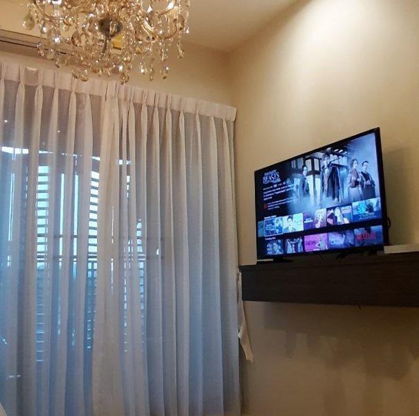 Condolette Dwell 1-bedroom - flat TV
