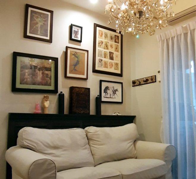 Condolette Dwell 1-bedroom - living room