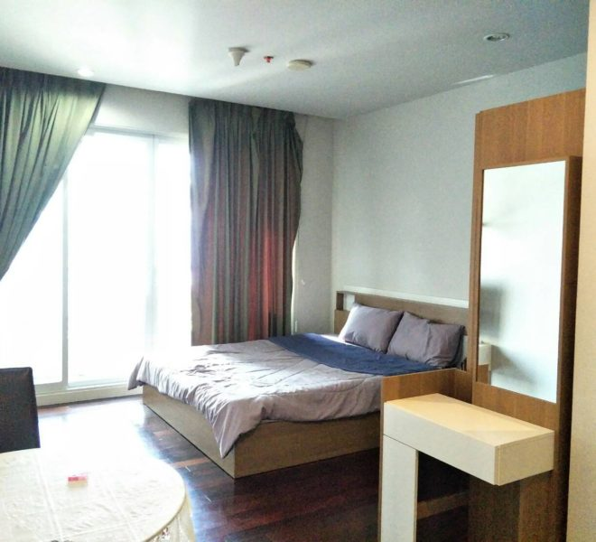 Cheap condo for sale at Asoke - 1-Bedroom on Mid Floor