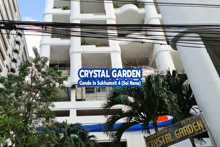 Crystal Garden condo Sukhumvit 4 - REMAX Bangkok