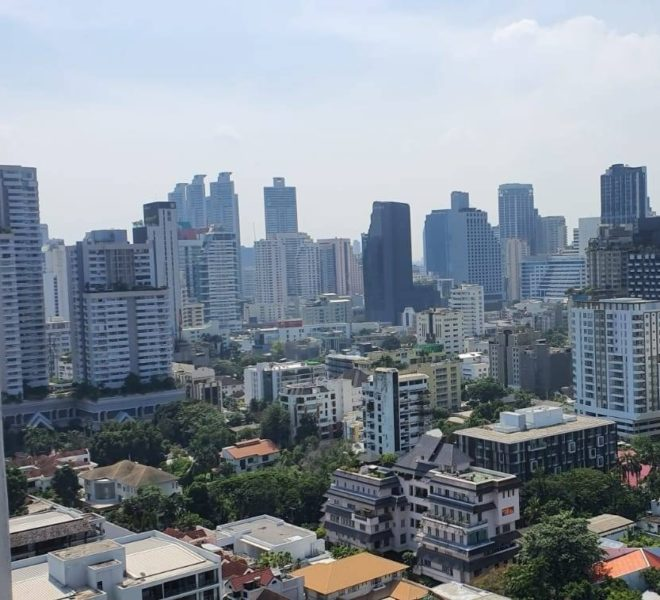 Large apartment for sale in PhromPhong - 3 bedroom - high floor - D.S. Tower 2