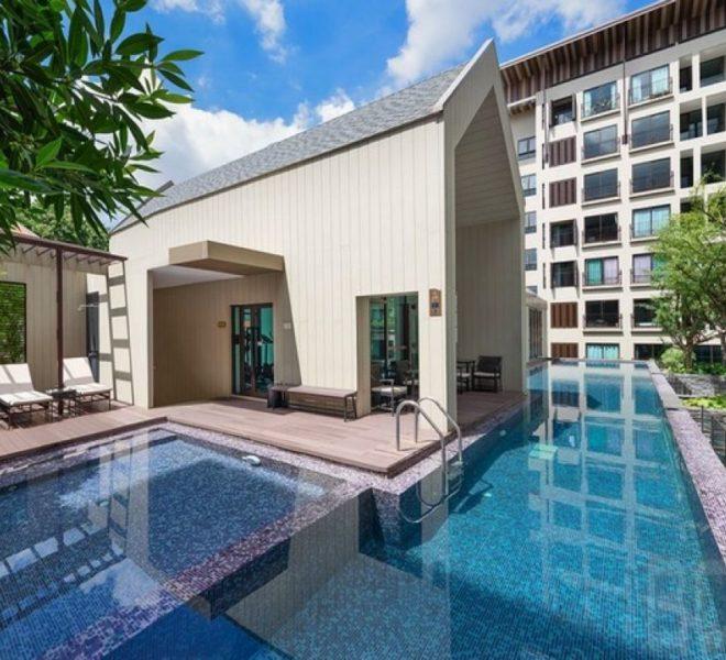 Condolette Dwell Sukhumvit 26 Condominium in Phrom Phong