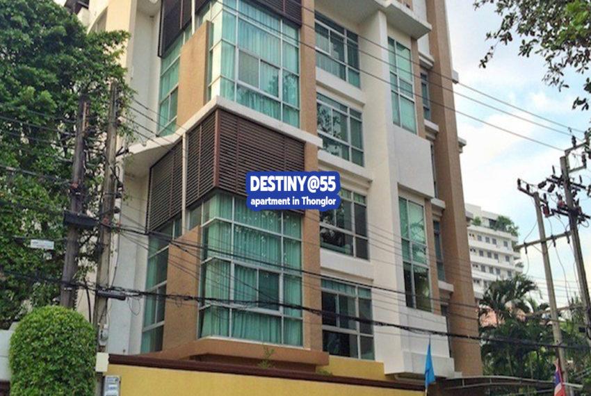Destiny @ 55 Thonglor apartment - REMAX CondoDee