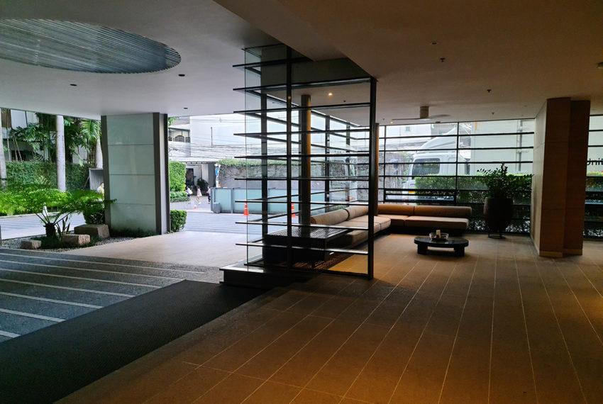 Domus SUkhumvit condominium in Bangkok - public area