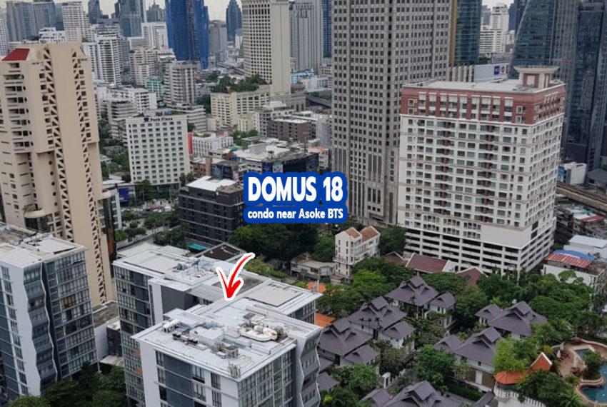 Domus Sukhumvit 18 1 - REMAX Bangkok