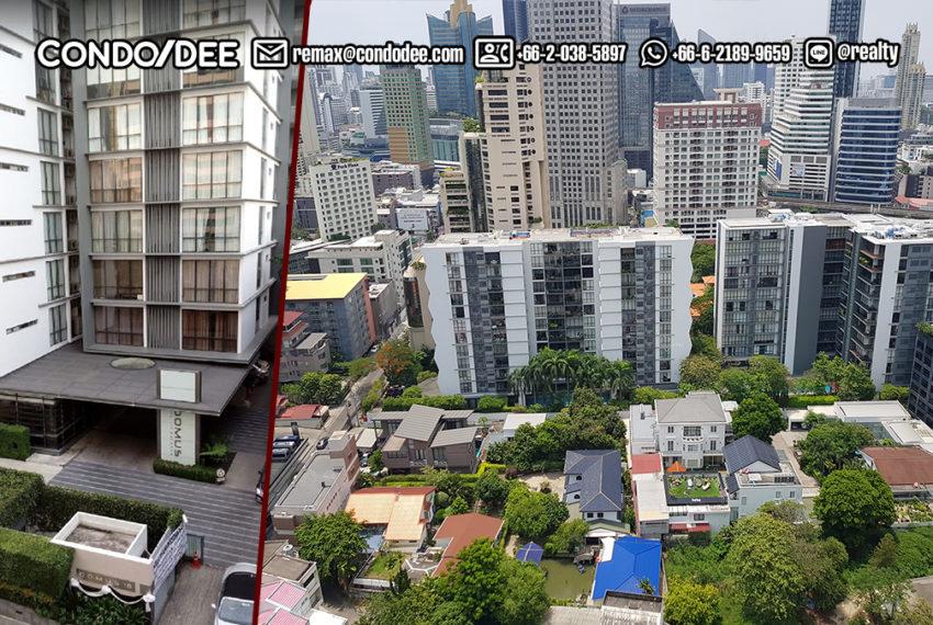 Domus Sukhumvit condominium in Bangkok - REMAX CondoDee