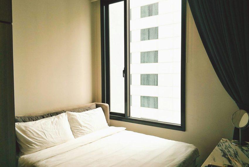 Edge Sukhumvit 23 - 1-bedrom-sale - mid-floor -bed