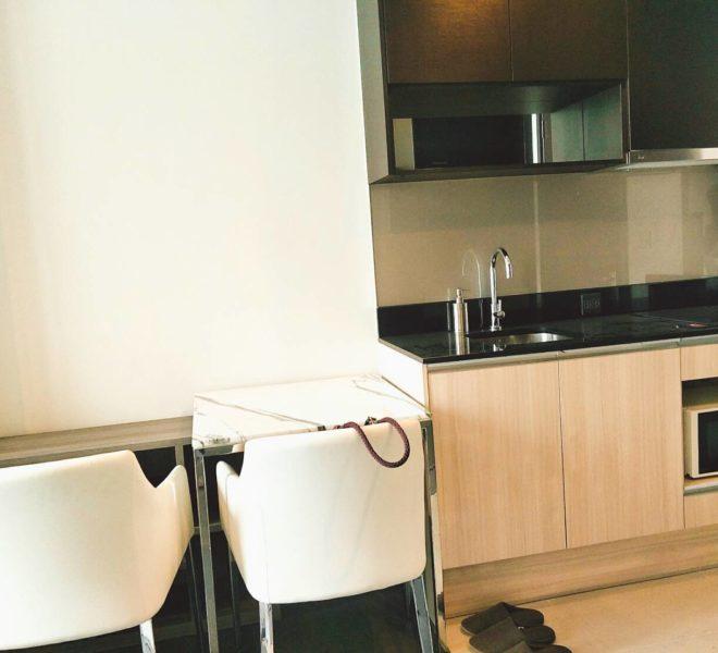 Edge Sukhumvit 23 - 1-bedrom-sale - mid-floor -kitchen