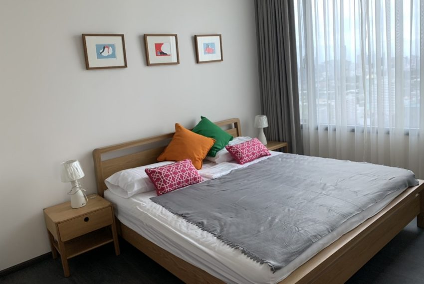 Edge Sukhumvit 23 2b2b bedroom