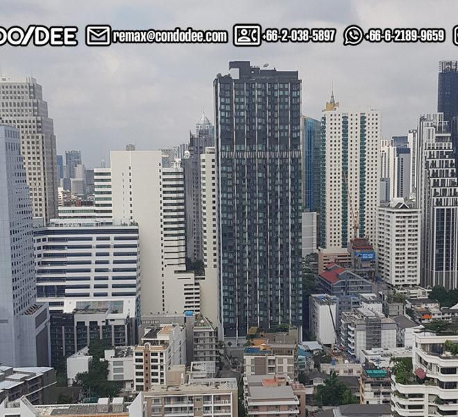 Edge Sukhumvit 23 condo 1 - REMAX CondoDee