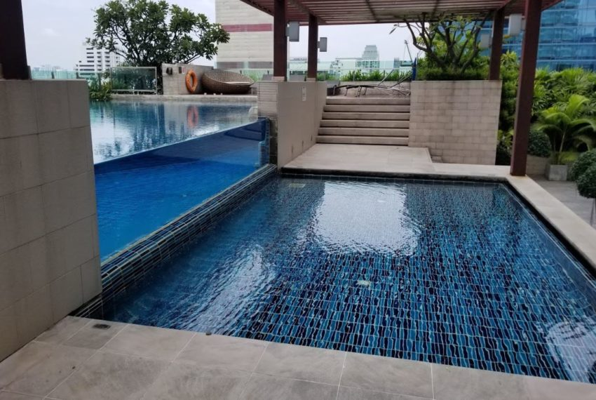 Eight Thonglor Residences - kids pool