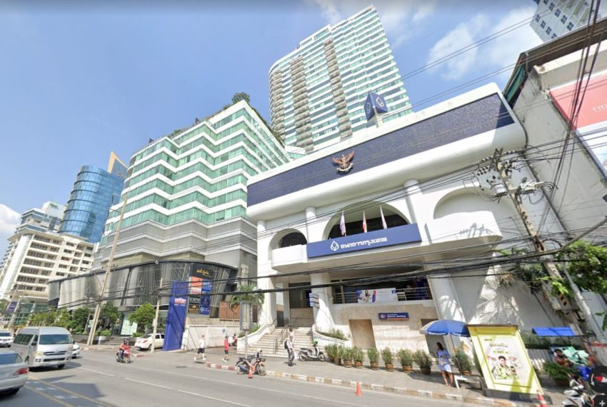 Eight Thonglor Residences - street view