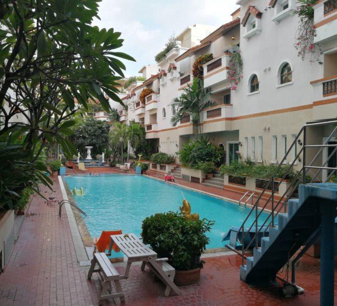 El Patio Apartment Sukhumvit 31