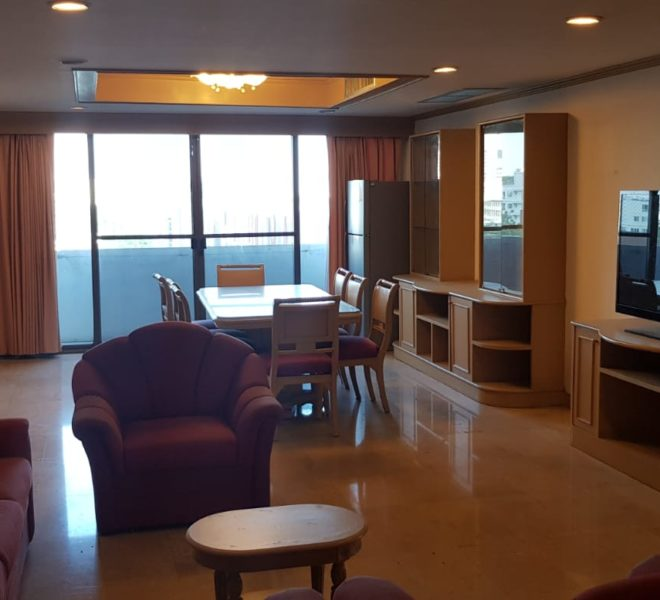 Cheapest Big Condo Sale Ekamai in Empire House - 3-Bedroom Low Floor