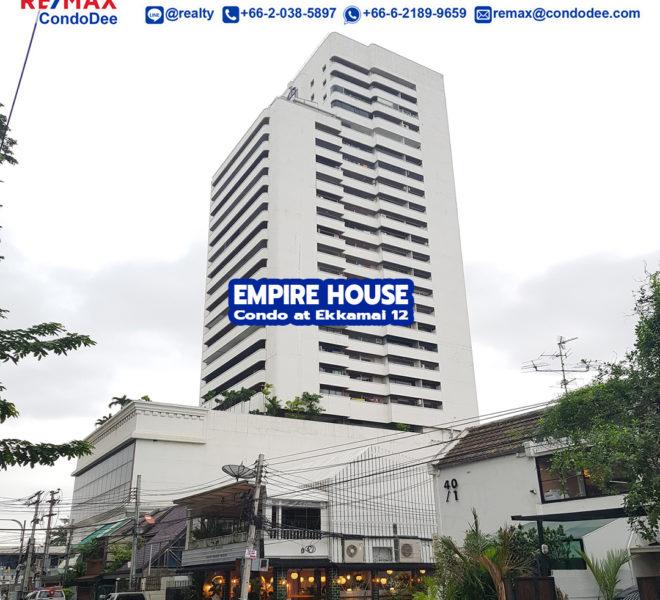 Empire House Ekkamai 12 - REMAX CondoDee