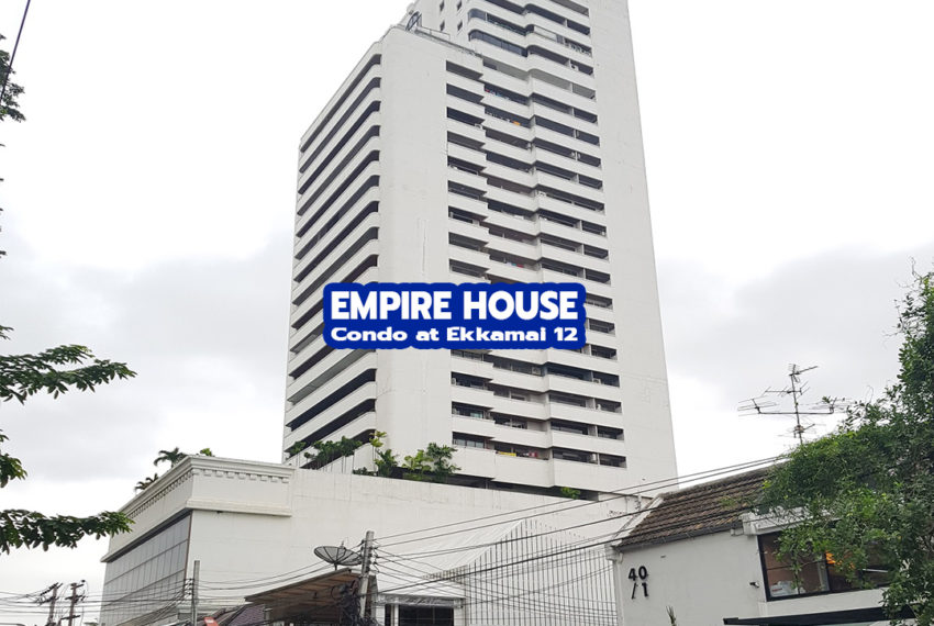 Empire House Ekkamai 12 - REMAX CondoDee