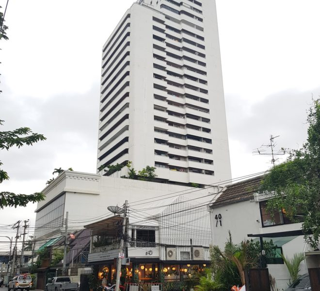 Empire House Ekamai - high-rise condominium