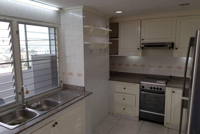 Empire House. Ekamai 12. 3 Beedroom. 4 Bathroom Kitchen Sink and Balcony