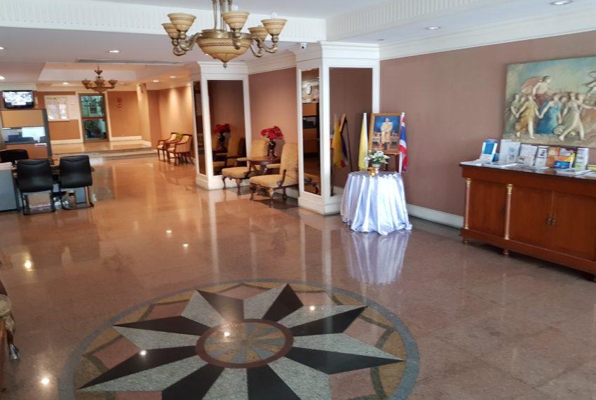 Large Renovated Condo Sale Ekamai in Empire House - 3 Bedroom on Mid Floor