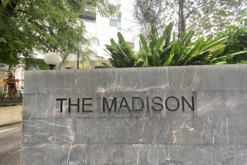 Front of Madison