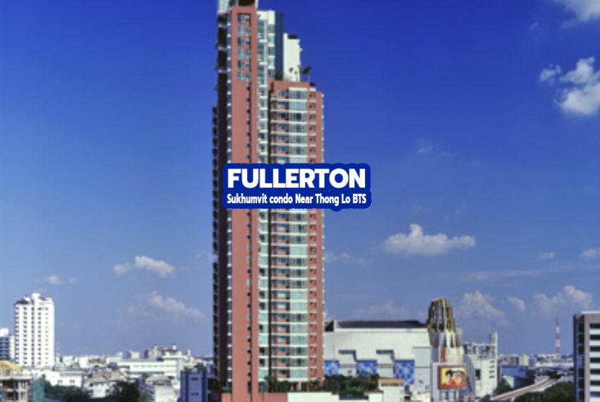 Fullerton condominium 1 - REMAX CondoDee
