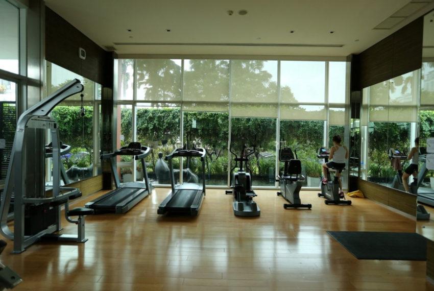 Fullerton condominium - fitness