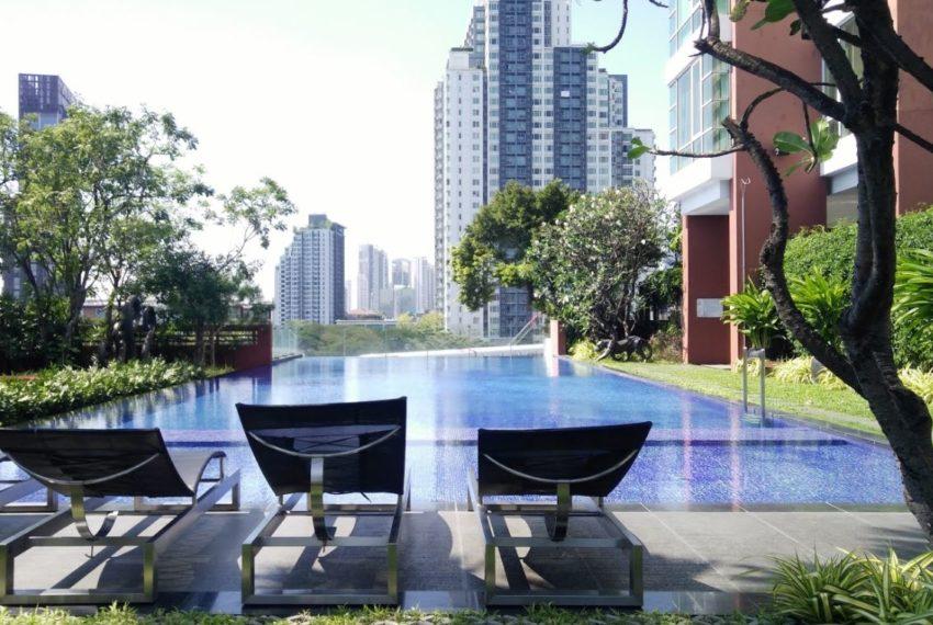 Fullerton condominium - swimming pool