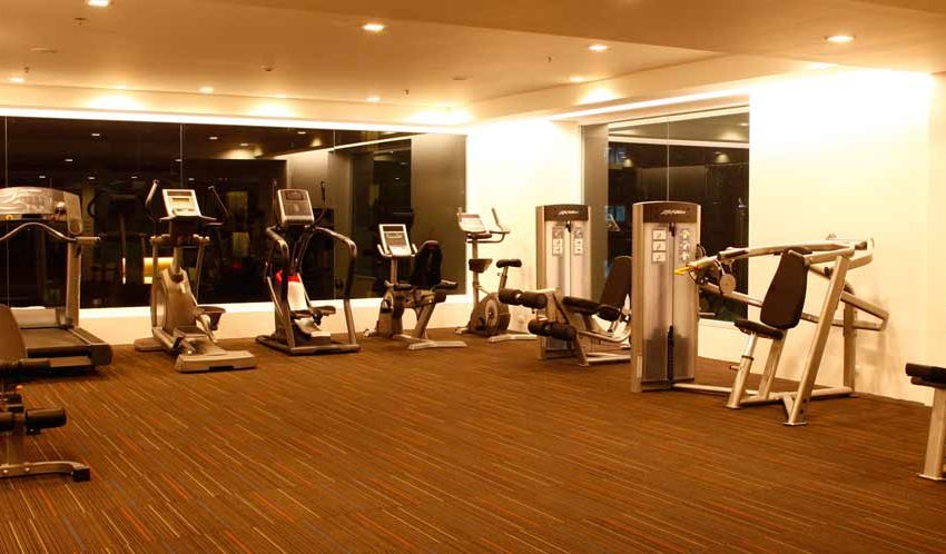 GM Tower Sukhumvit 20 - fitness