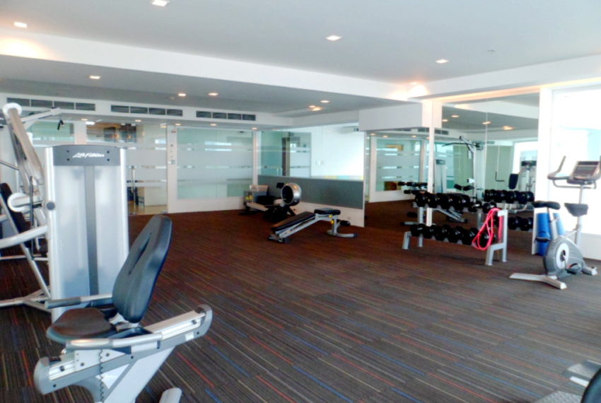 GM Tower Sukhumvit 20 - gym