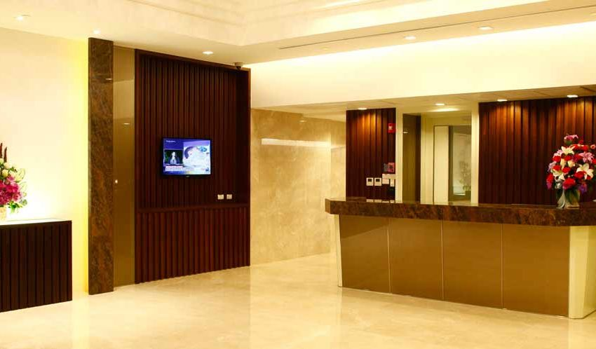 GM Tower Sukhumvit 20 - lobby