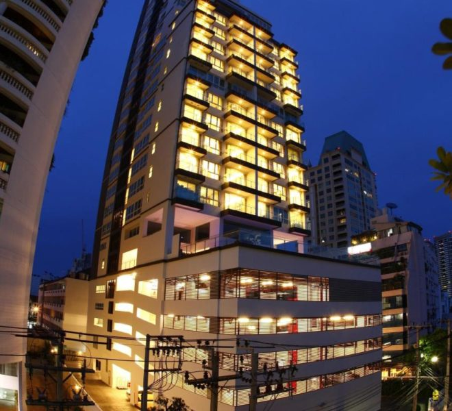 Large 3-bedroom apartment for rent - GM Tower at Sukhumvit 20