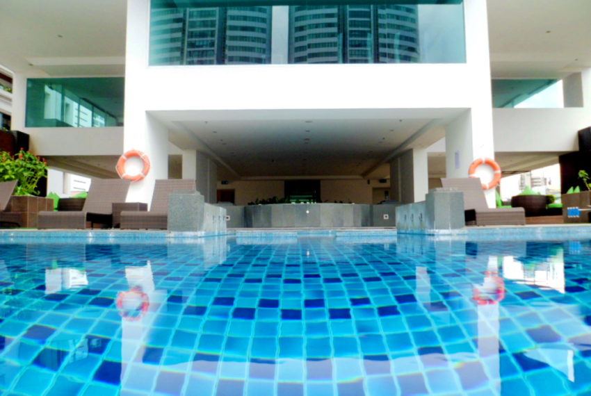GM Tower Sukhumvit 20 - pool