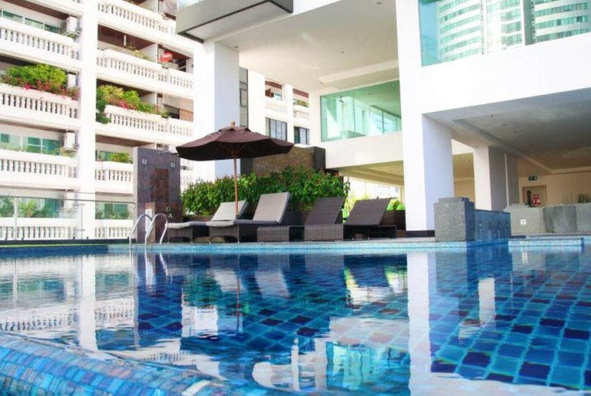 GM Tower Sukhumvit 20 - swimming pool