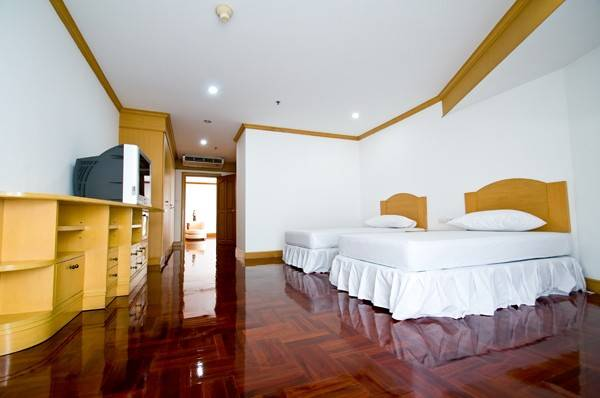 GM tower 3bedrooms rent - bed