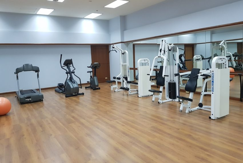 GP Grande Tower Sukhumvit 23 fitness