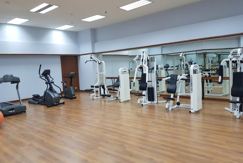 GP Grande Tower Sukhumvit 23 fitness room