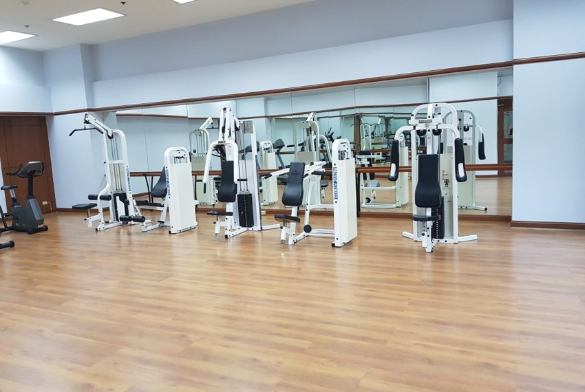 GP Grande Tower Sukhumvit 23 gym