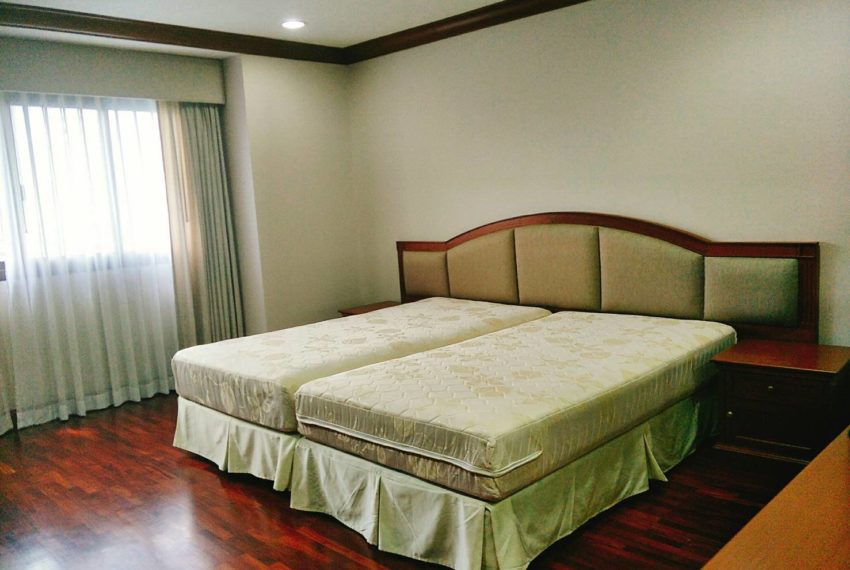 GP Tower Asoke - 3bedroom large rent - bedroom3