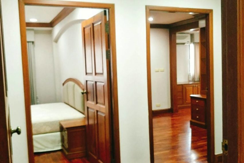 GP Tower Asoke - 3bedroom large rent - bedrooms