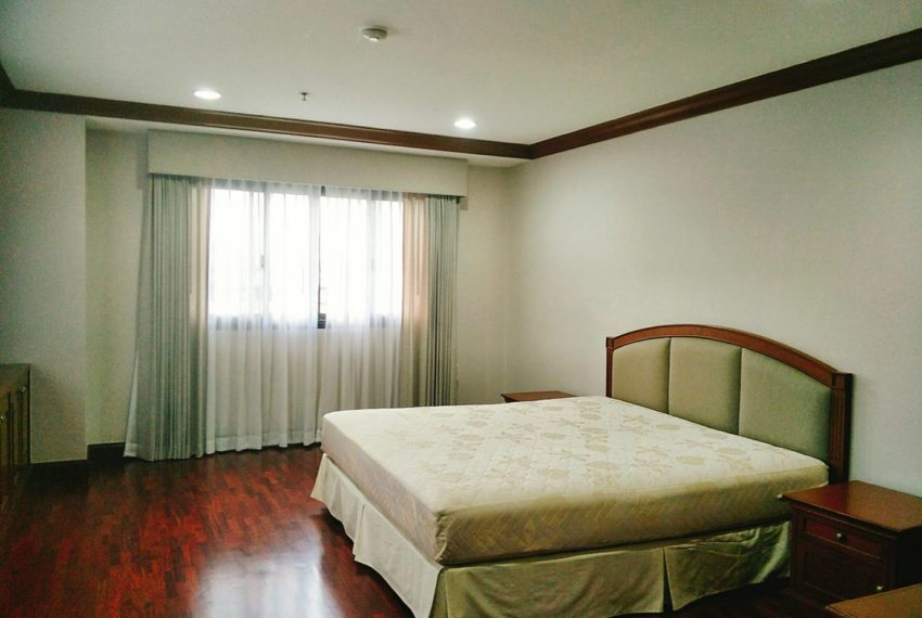 GP Tower Asoke - 3bedroom large rent - big bed