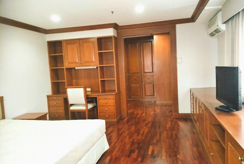 GP Tower Asoke - 3bedroom large rent - big bedroom