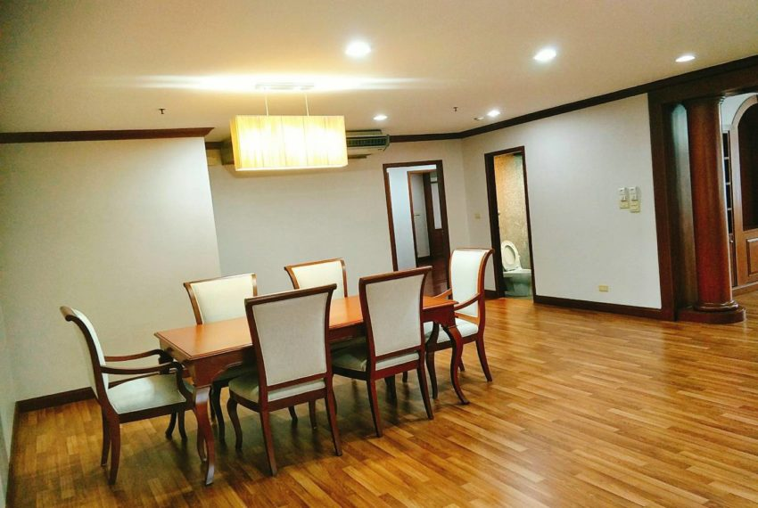 GP Tower Asoke - 3bedroom large rent - dinning