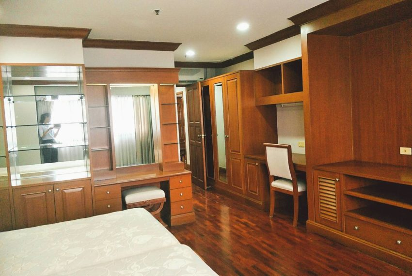 GP Tower Asoke - 3bedroom large rent - fully furnished