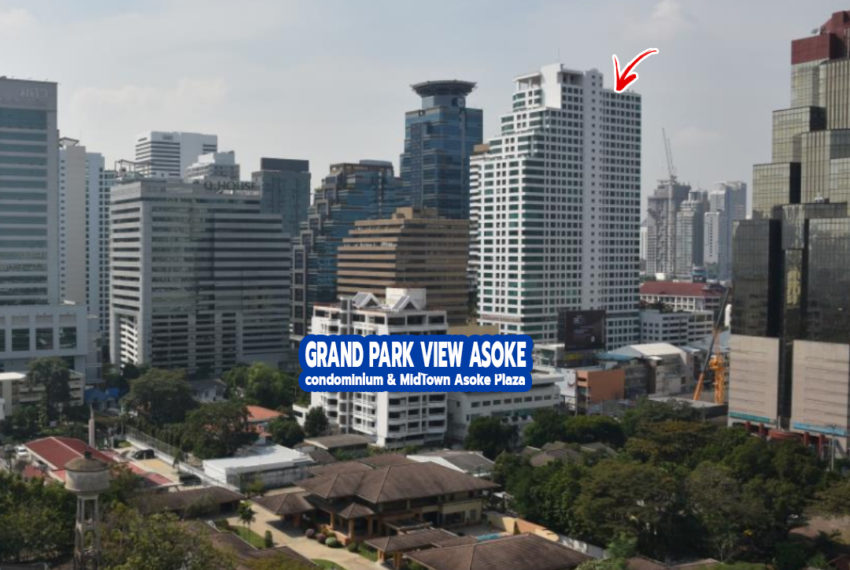 Grand Park View Asoke condo 1 - REMAX CondoDee