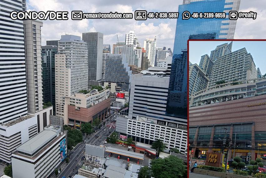Grand Park View Asoke condo 2 - REMAX CondoDee