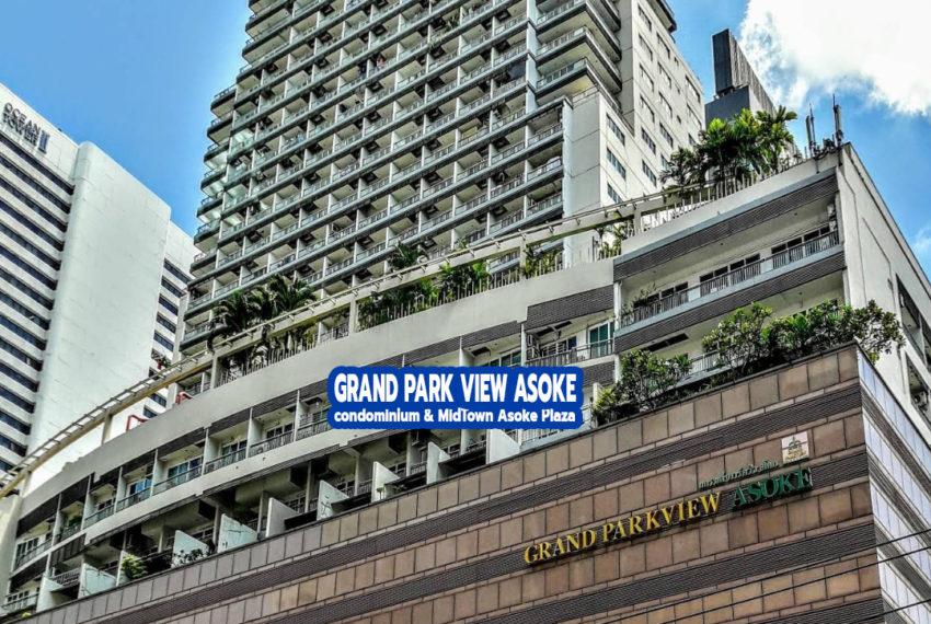 Grand Park View Asoke condo 3 - REMAX CondoDee