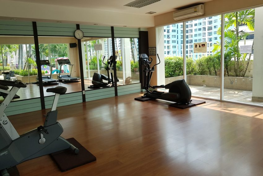 Grand Parkview Asoke - fitness