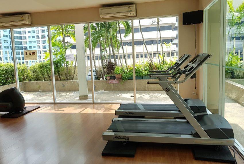 Grand Parkview Asoke - fitness room